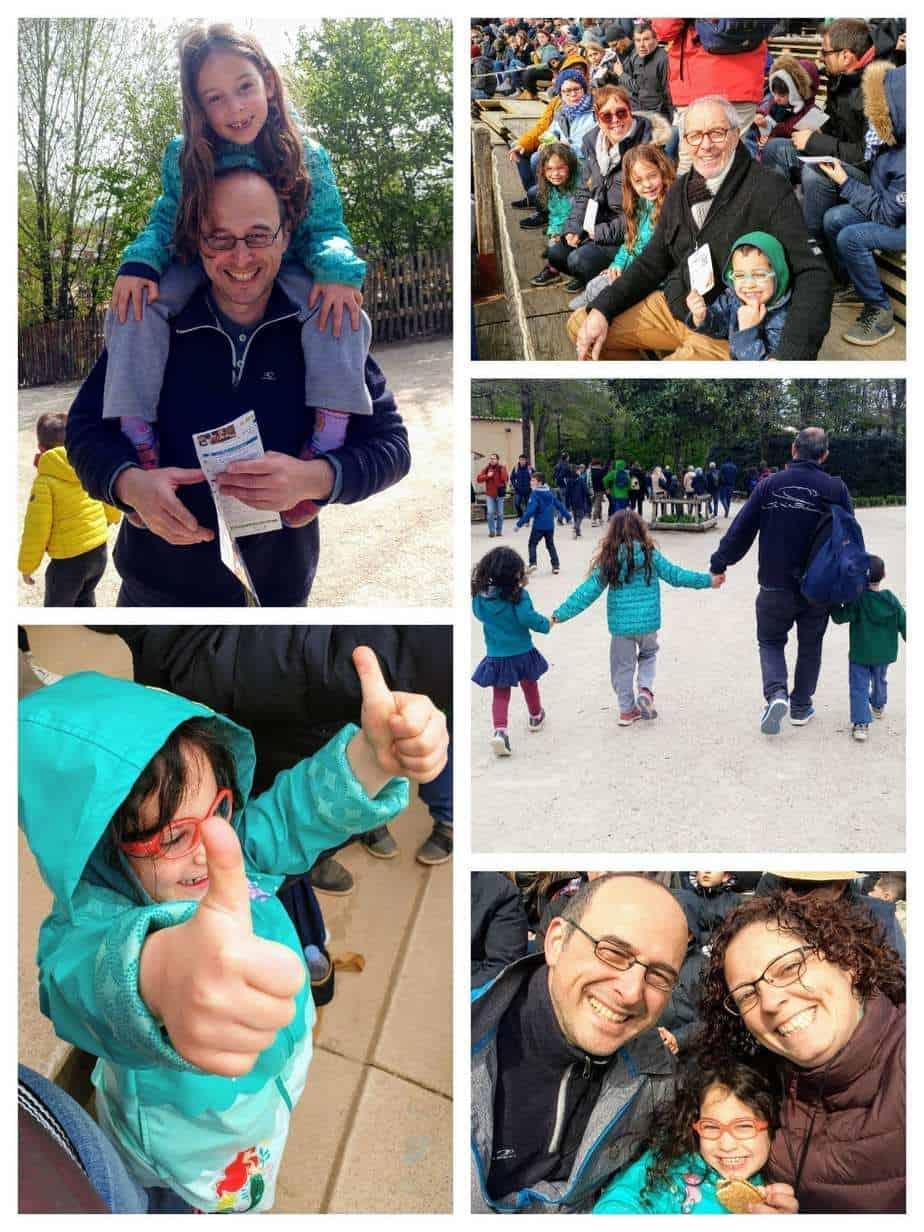 עמק הלואר עם ילדים - המשפחה Puy du Fou