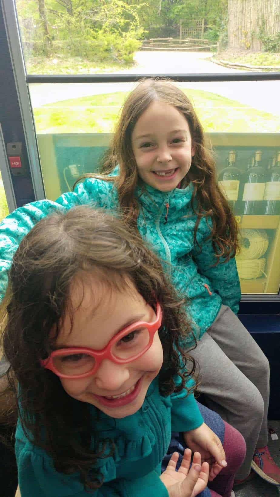 עמק הלואר עם ילדים - הרכבת ב-Puy du Fou