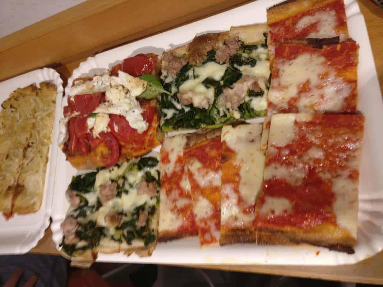 רומא עם מתבגרים - הפיצה הטובה ברומא בסיור אוכל