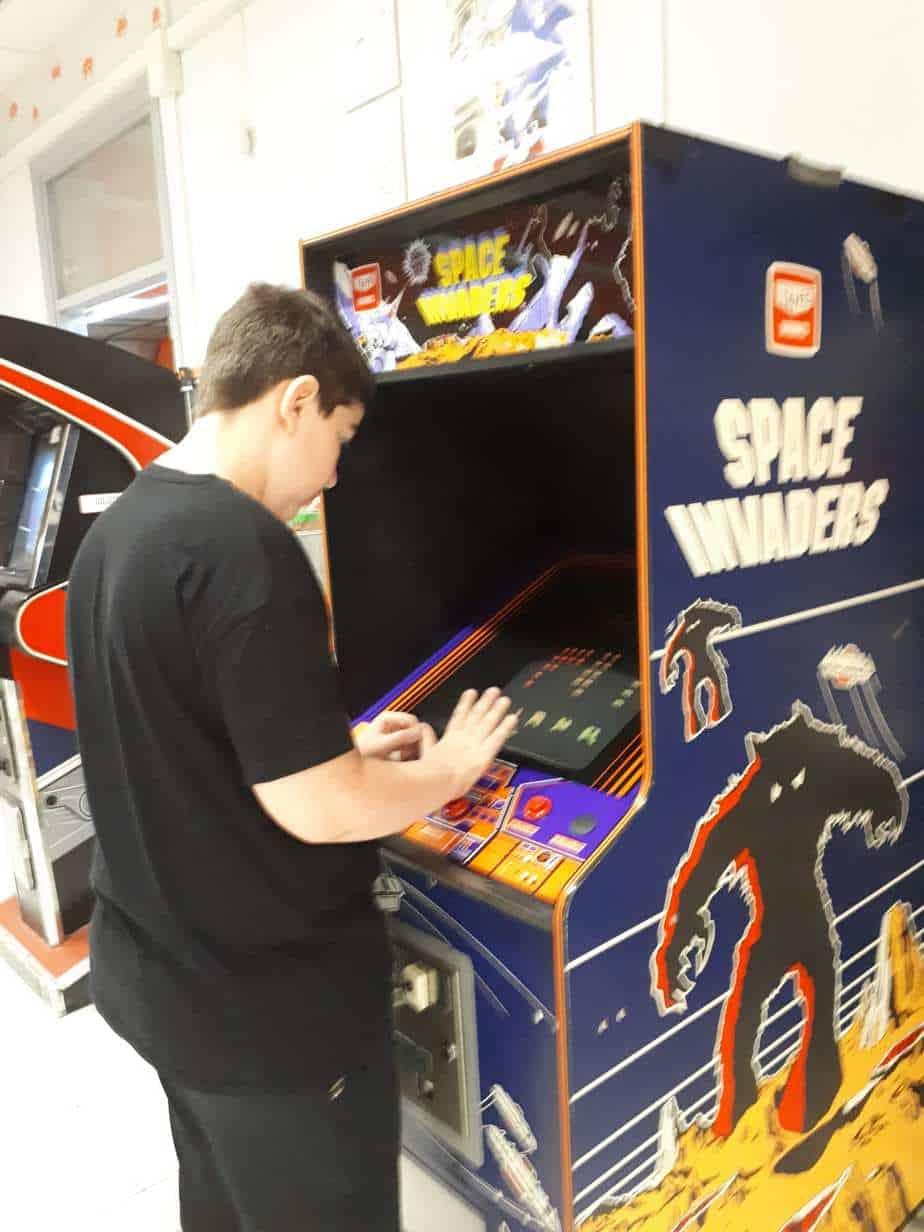 רומא עם מתבגרים - מוזיאון משחקי המחשב