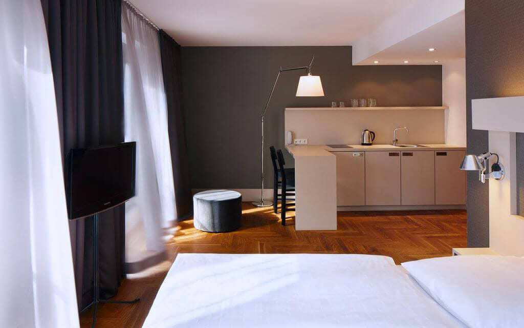 מלונות בברלין למשפחות - Amano Hotel