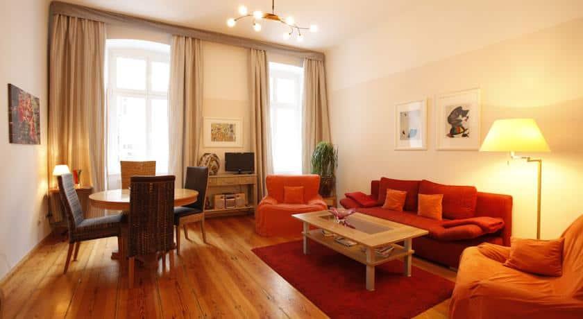 מלונות בברלין למשפחות - Apartments Mitte-Inn Berlin