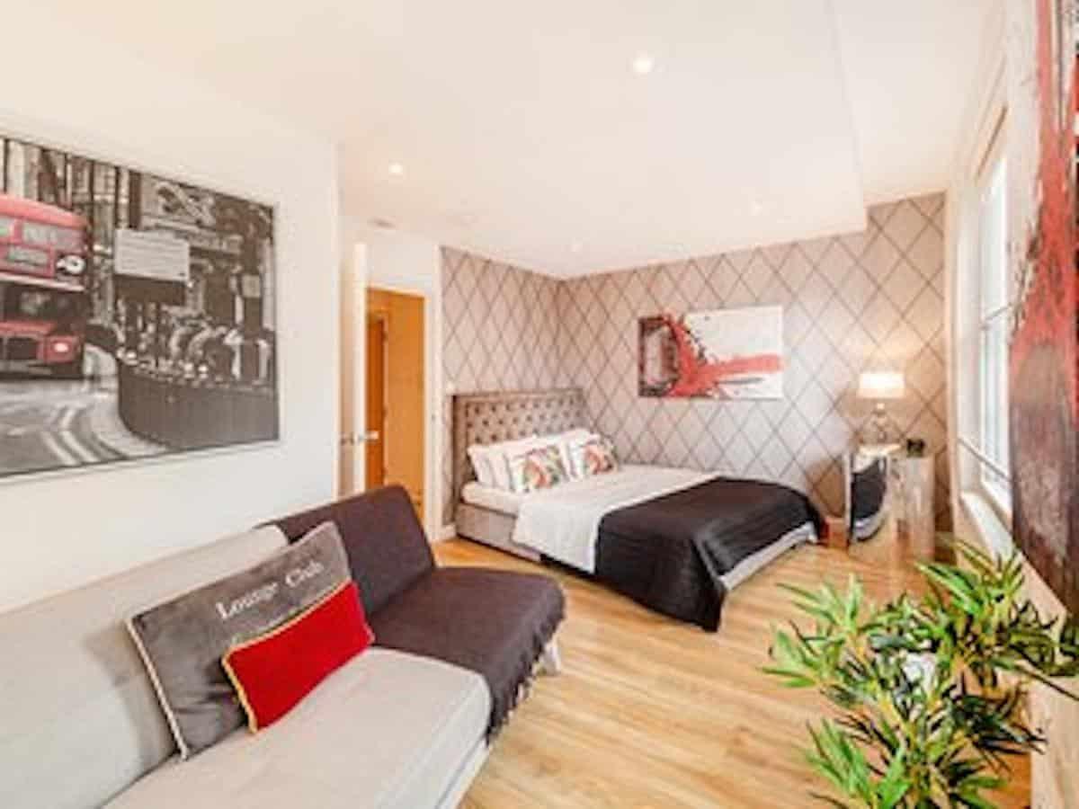 מלונות בלונדון למשפחות עם ילדים - The Piccadilly Apartment