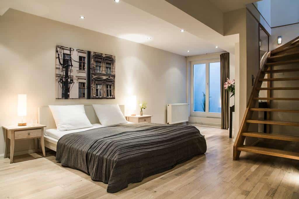 מלונות בברלין למשפחות - Schoenhouse Apartments