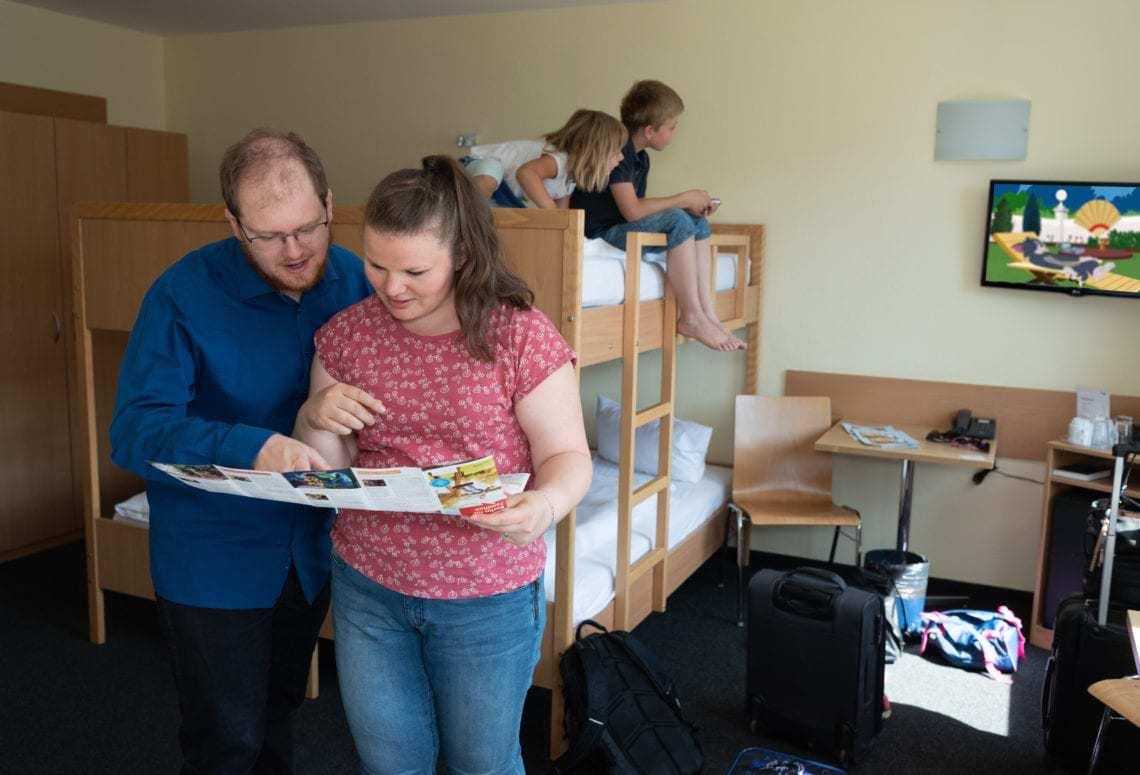 מלונות בברלין למשפחות - מלון Familienhotel Citylight