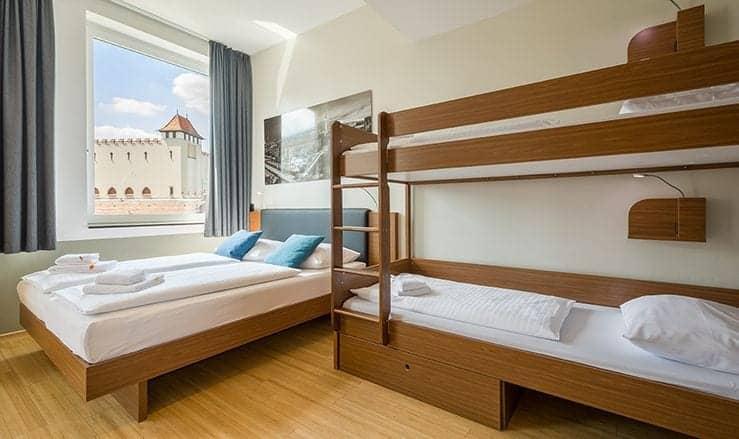 מלונות בברלין למשפחות - aletto Hotel Kudamm