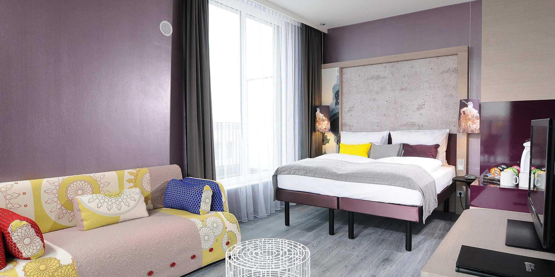 מלונות בברלין למשפחות - Hotel Indigo Alexanderplatz