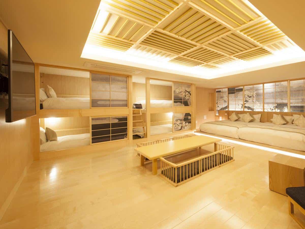 מלונות בטוקיו למשפחות - The Centurion Classic Akasaka - מתוך האתר הרשמי