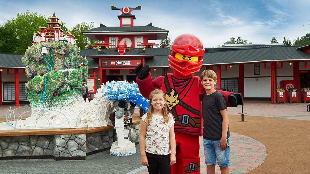 דנמרק עם ילדים - Legoland - מתוך האתר הרישמי