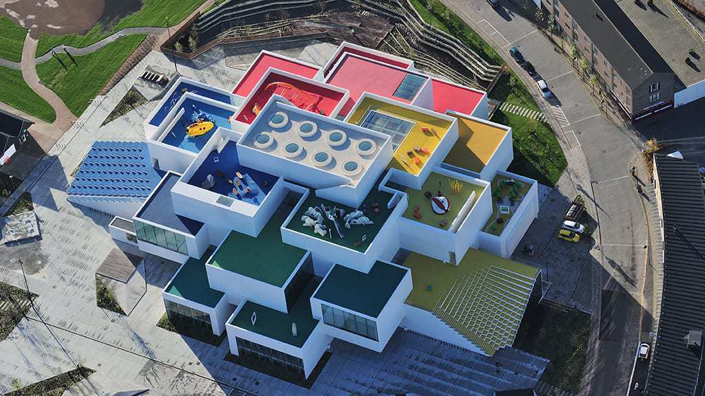 דנמרק עם ילדים - Legohouse - מתוך האתר הרישמי