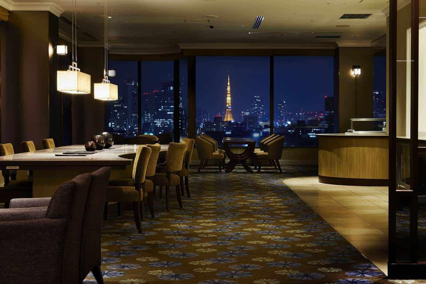 מלונות בטוקיו למשפחות - Royal Park Hotel - מתוך האתר הרשמי