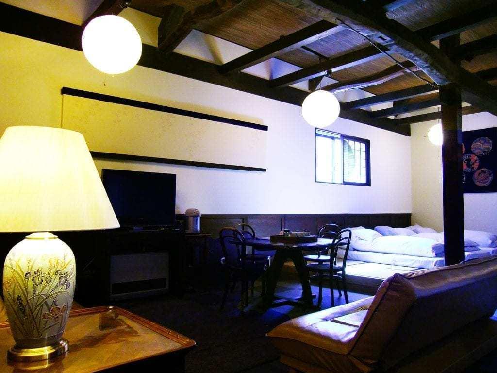 מלונות בטאקיאמה למשפחות - Rickshaw Inn -מתוך האתר הרישמי