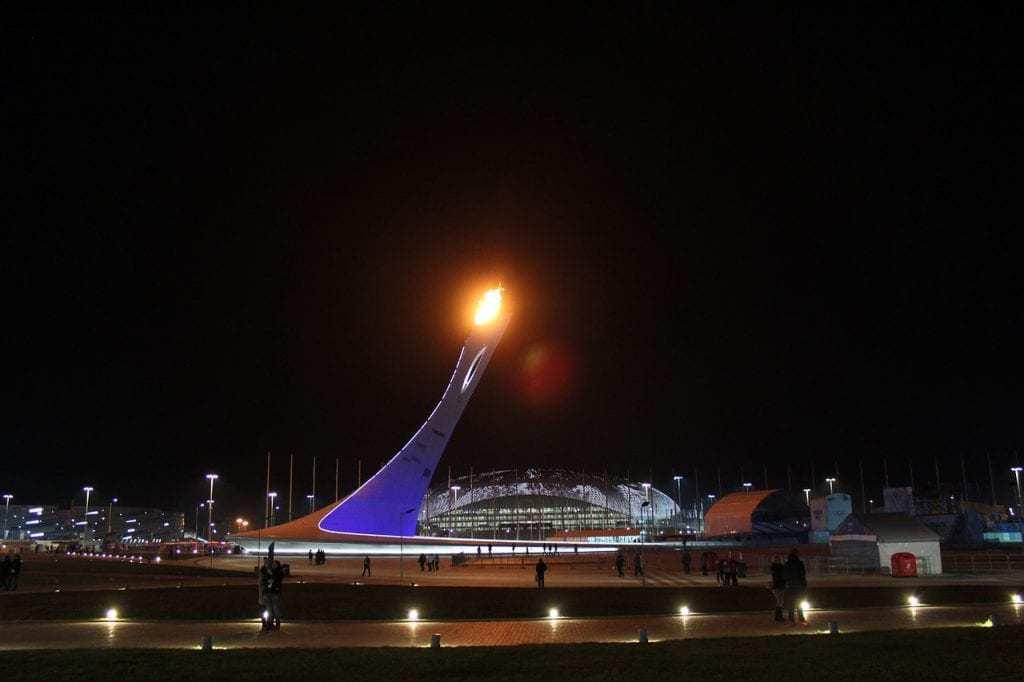 אטרקציות בסוצ׳י למשפחות - הפארק האולימפי