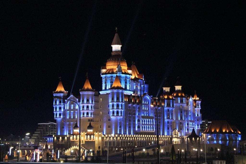 אטרקציות בסוצ׳י למשפחות - מלון בוגטיר