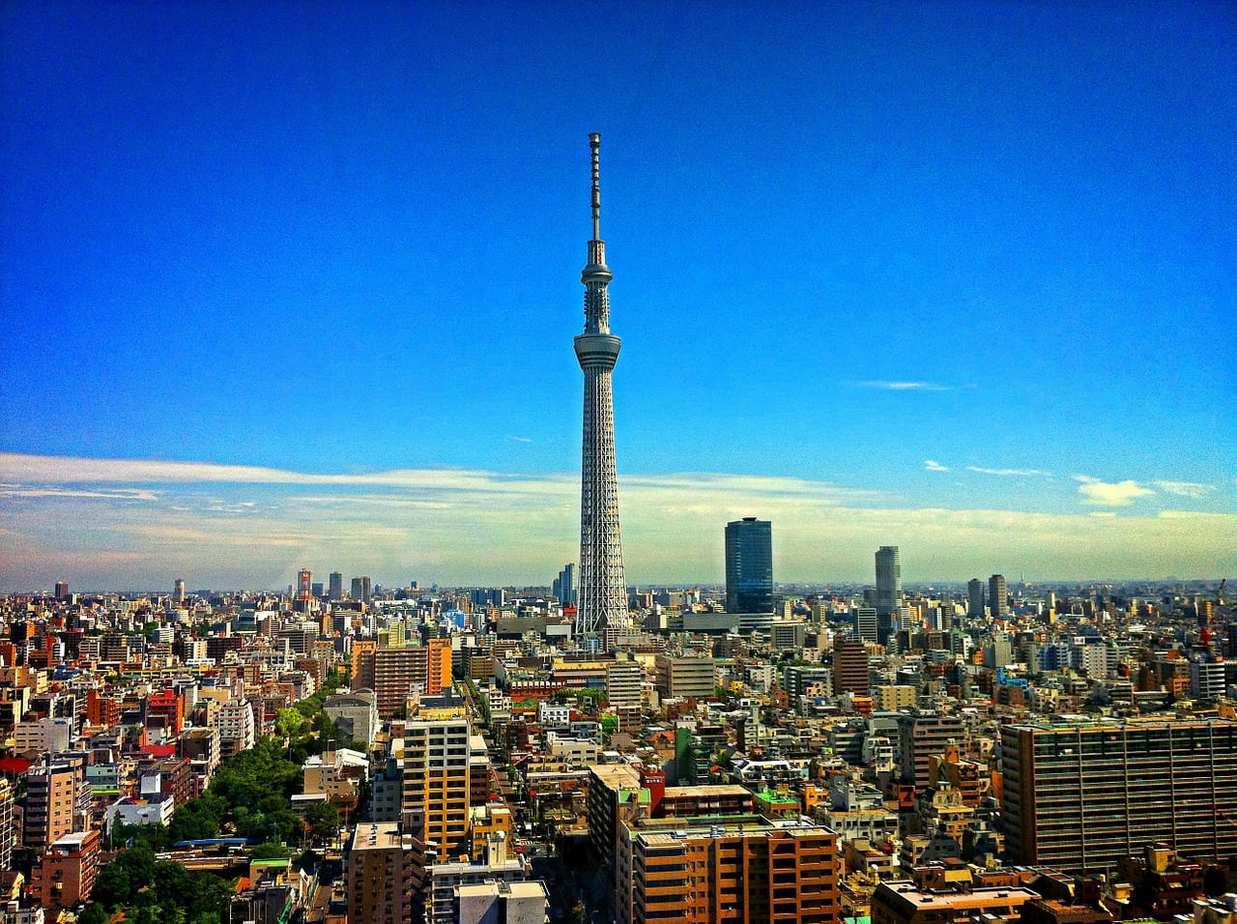 מלונות בטוקיו למשפחות - Tokyo Skytree