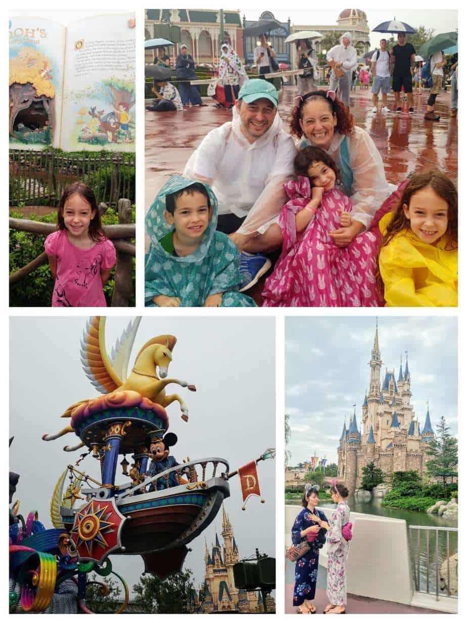 טוקיו עם ילדים - דיסנילנד טוקיו