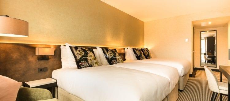 מלונות מומלצים באמסטרדם למשפחות -Monet Garden Hotel - מתוך האתר הרישמי