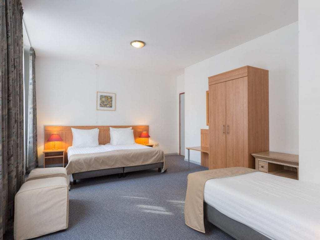 מלונות באמסטרדם למשפחות - Rho Hotel - מתוך האתר הרישמי