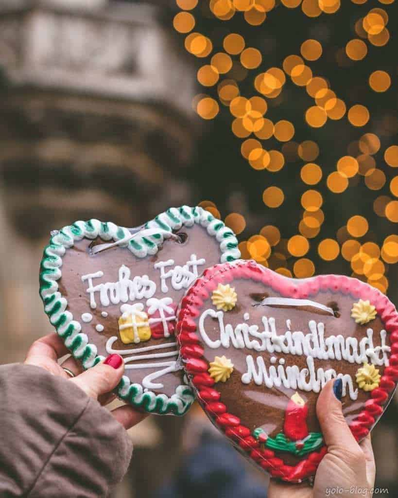 שווקי חג המולד במינכן – סהר קרט , יולו בלוג