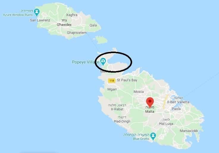 מתוך אתר GOOGLE MAPS