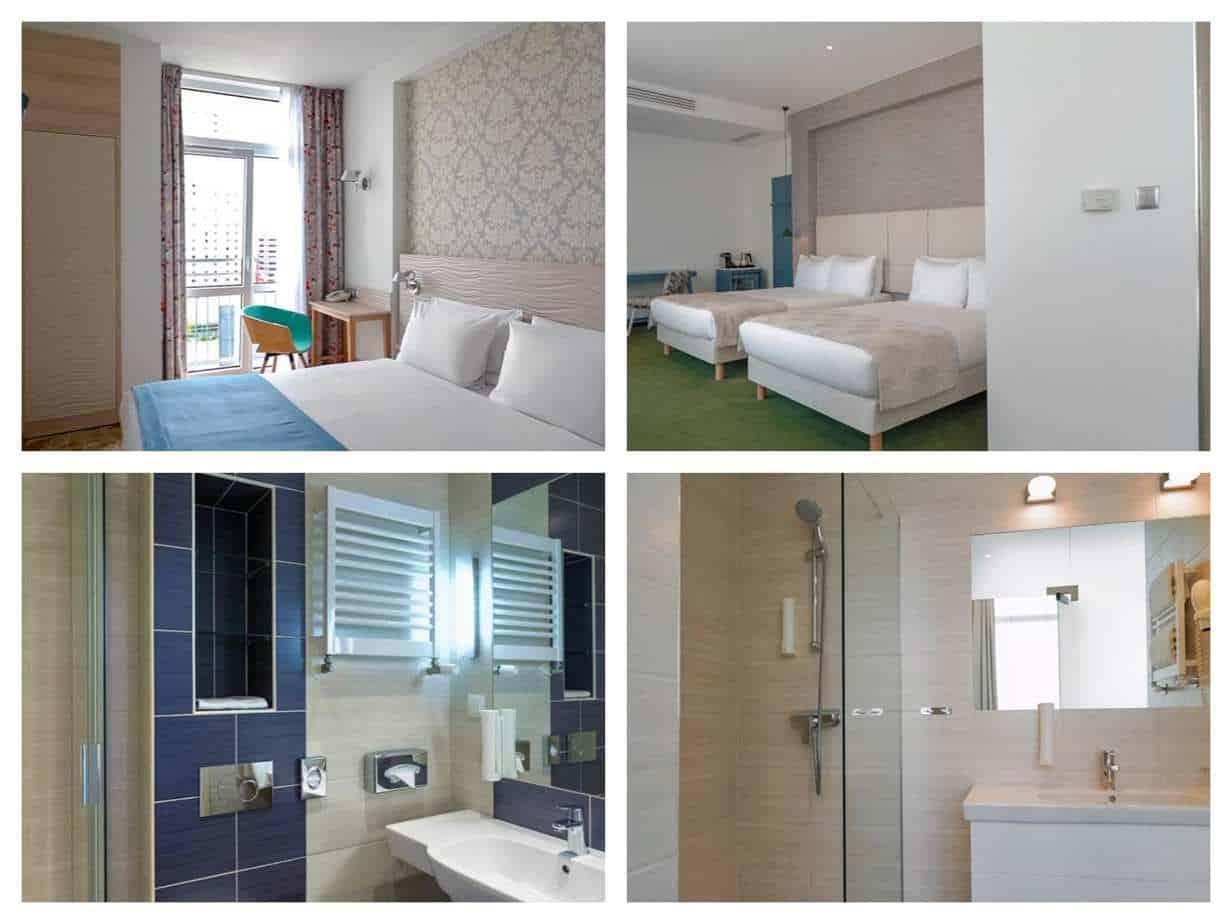 מלונות מומצלים בורשה למשפחות - Hotel Metropol תמונות חדרים מתוך האתר הרשמי