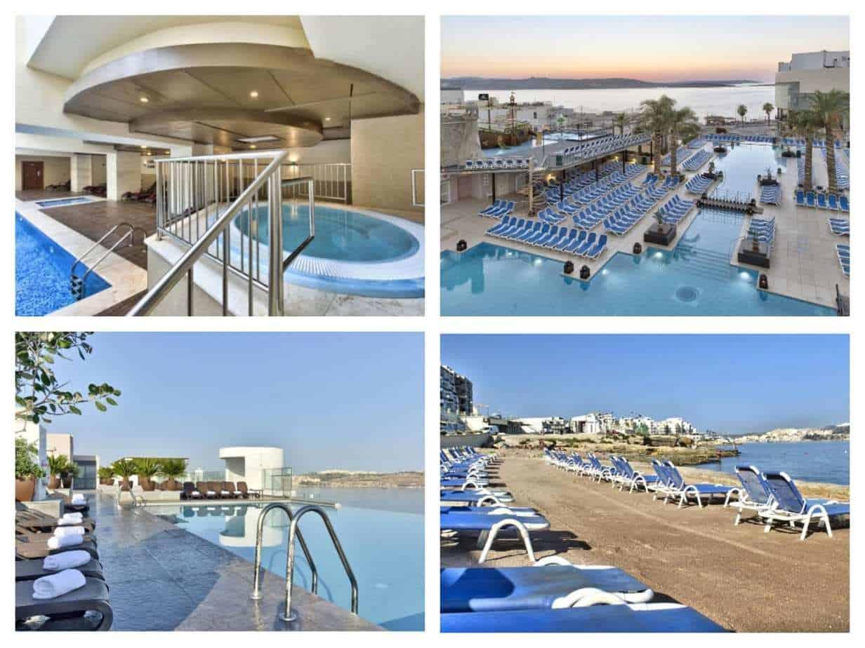 db San Antonio Hotel + Spa All Inclusive - מתקנים , תמונות מתוך האתר הרשמי