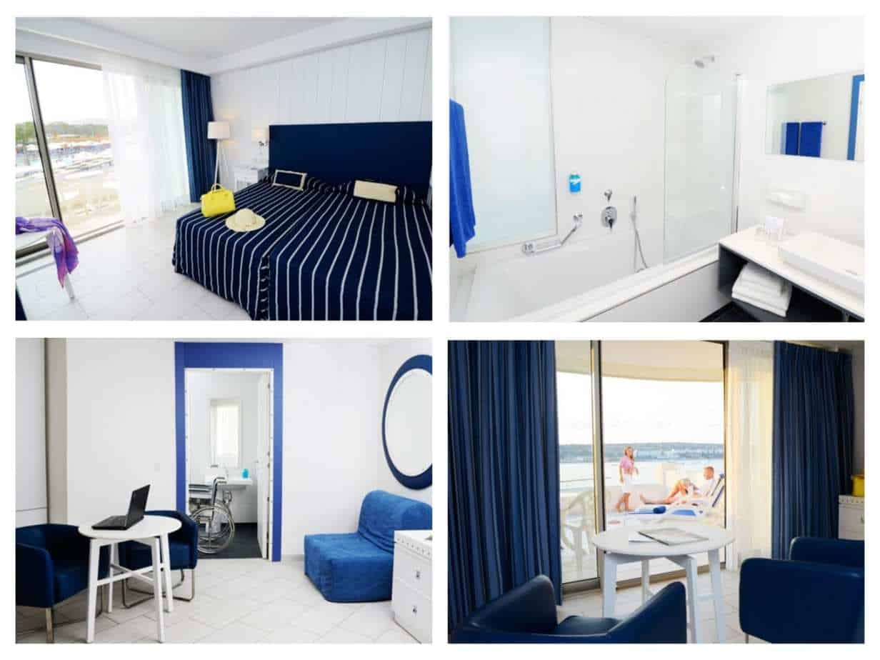 אתר נופש db Seabank Resort + Spa All Inclusive תמונות חדרים מתוך האתר הרשמי