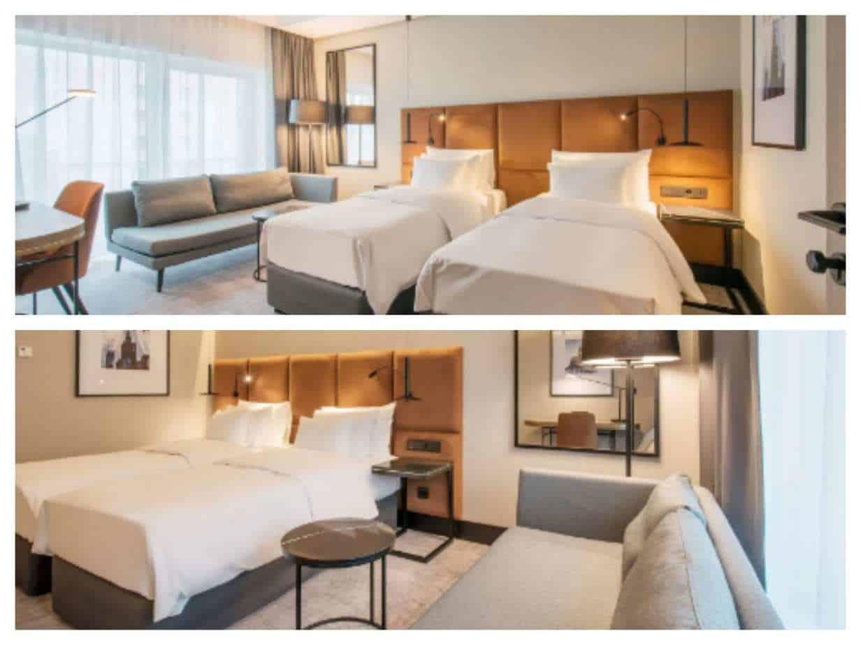 Radisson Collection Hotel תמונות חדרים מתוך האתר הרשמי