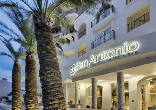 db San Antonio Hotel + Spa All Inclusive מתוך האתר הרשמי