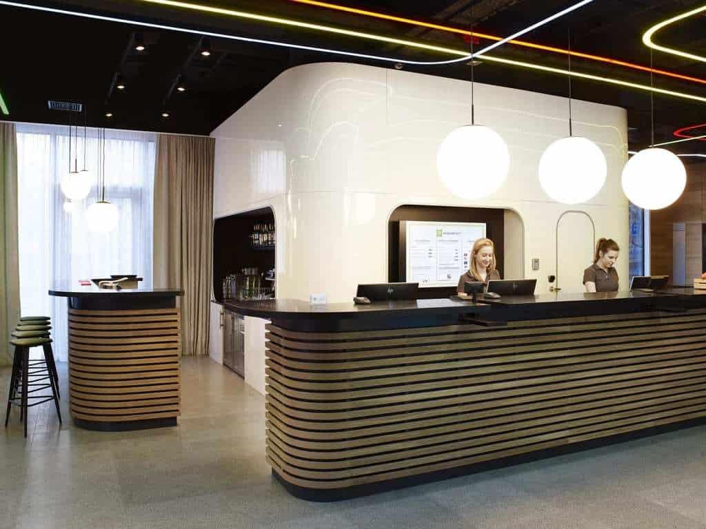 ibis Styles Warszawa City Hotel תמונה מתוך האתר הרשמי