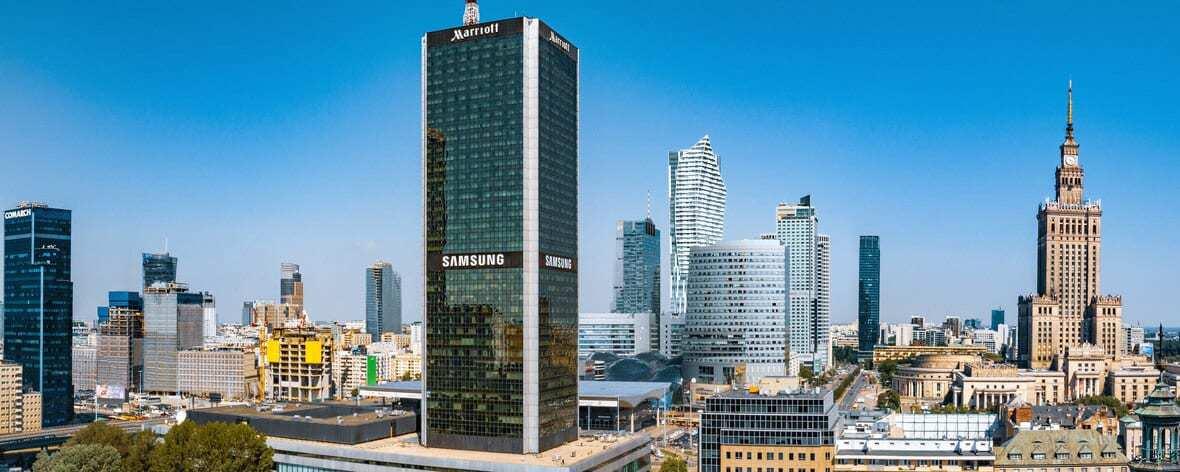 מלונות מומצלים בורשה למשפחות - Warsaw Marriott Hotel מתוך האתר רשמי