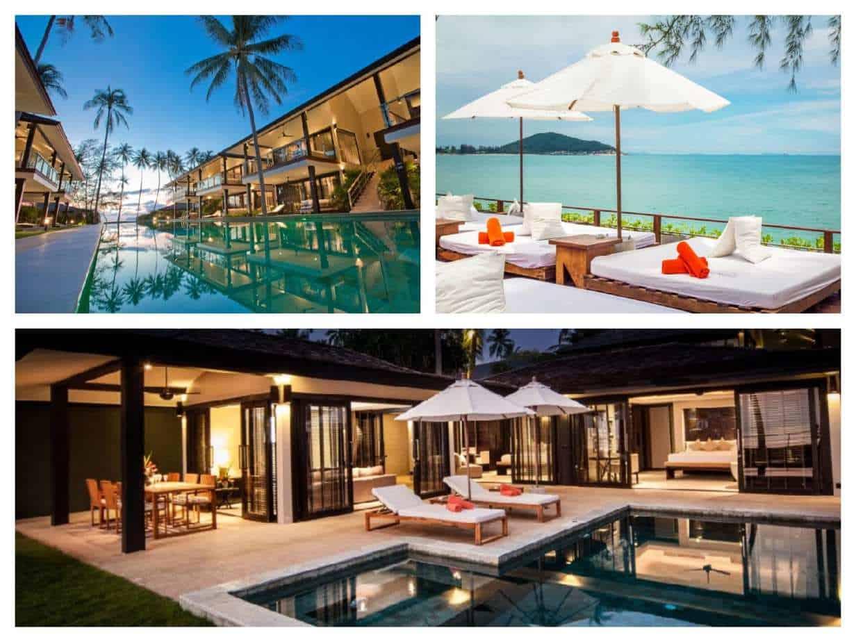 מלונות מומלצים בקו סמוי למשפחות עם ילדים Nikki Beach Resort & Spa Koh Samui תמונות מתוך האתר הרשמי