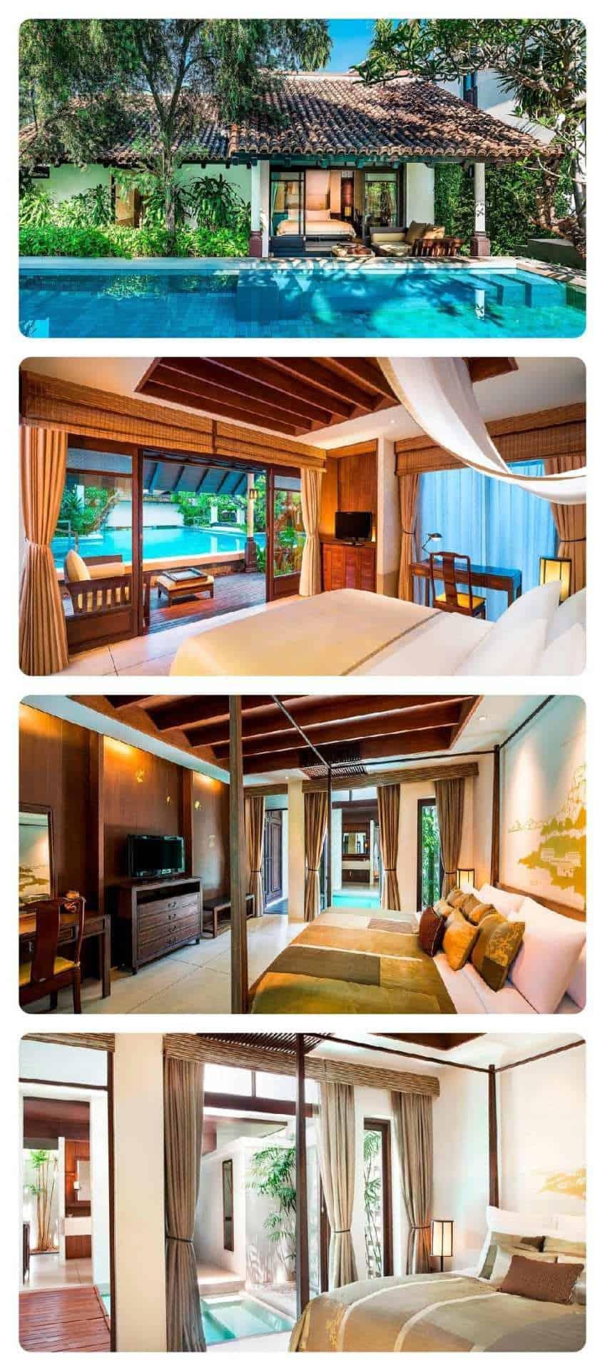 מלונות בקו סמוי למשפחות עם ילדים - Le Meridien Koh Samui Resort & Spa תמונות הסוויטות מתוך אתר המלון הרשמי