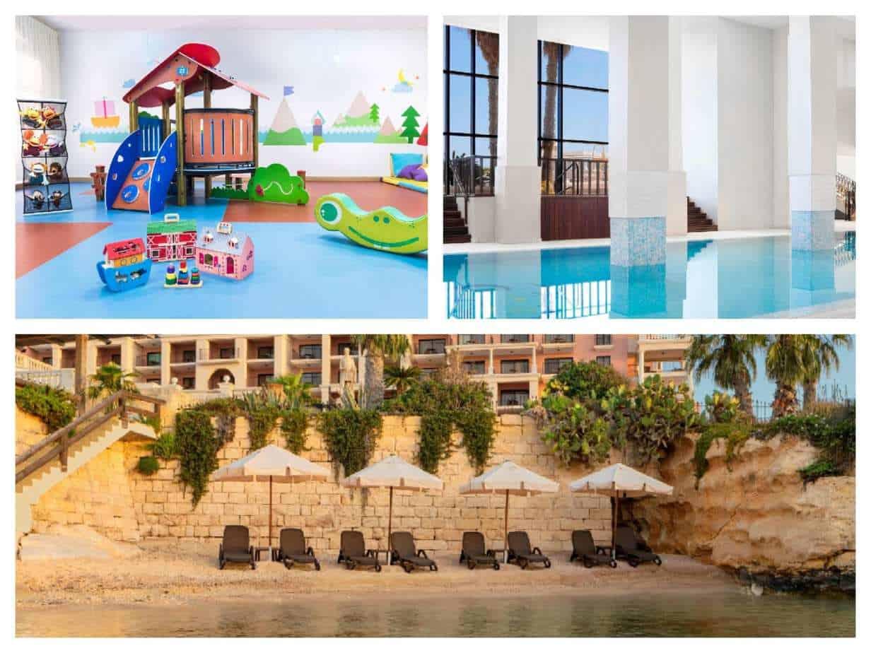 The Westin Dragonara Resort תמונות מתוך האתר הרשמי