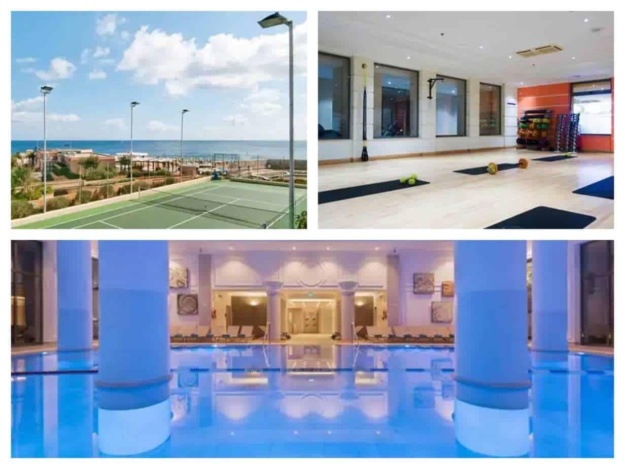 Hilton Malta תמונות מתוך האתר הרשמי