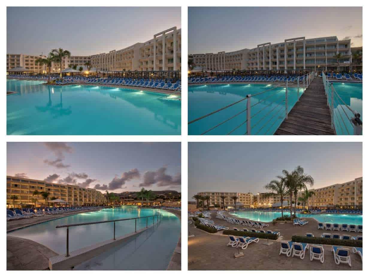 db Seabank Resort + Spa All Inclusive בריכות - תמונות מתוך האתר הרשמי