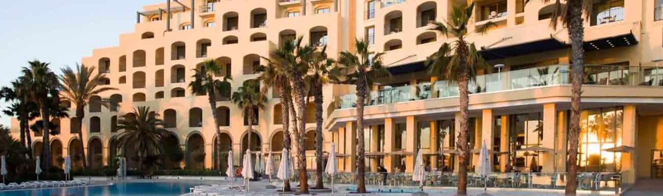 Hilton Malta תמונה מתוך האתר הרשמי
