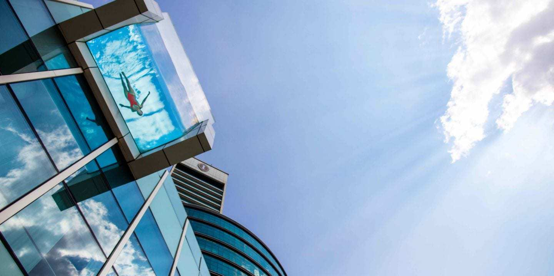 מלונות מומלצים בדובאי למשפחות - Intercontinental Dubai Festival City