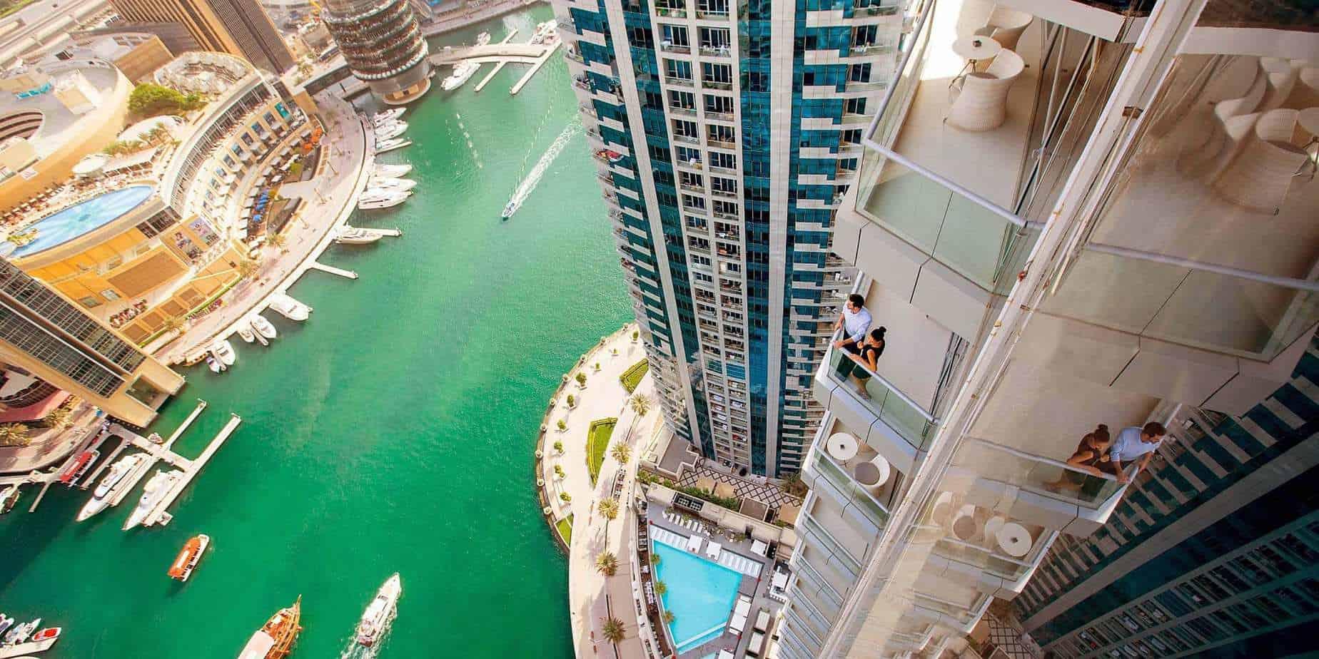 מלונות מומלצים בדובאי למשפחות - Intercontinental Dubai Marina