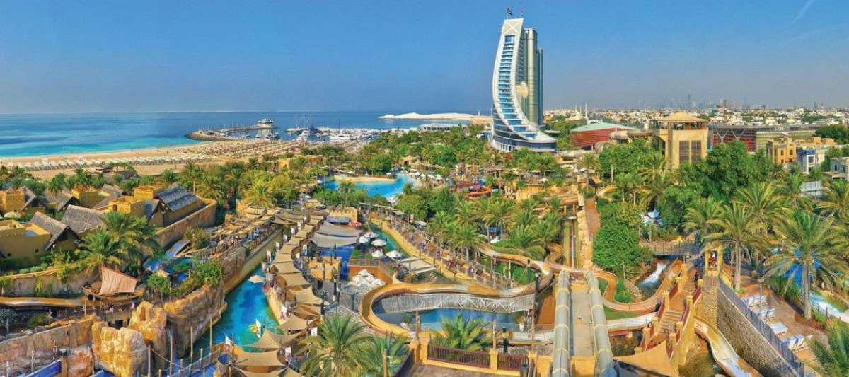 מלונות מומלצים בדובאי למשפחות - Jumeirah Beach Hotel