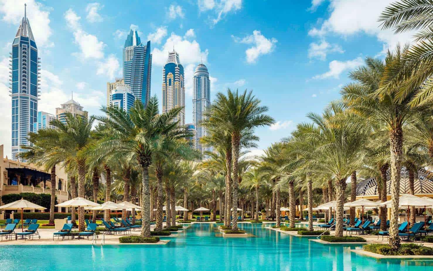 מלונות מומלצים בדובאי למשפחות - One and Only Royal Mirage