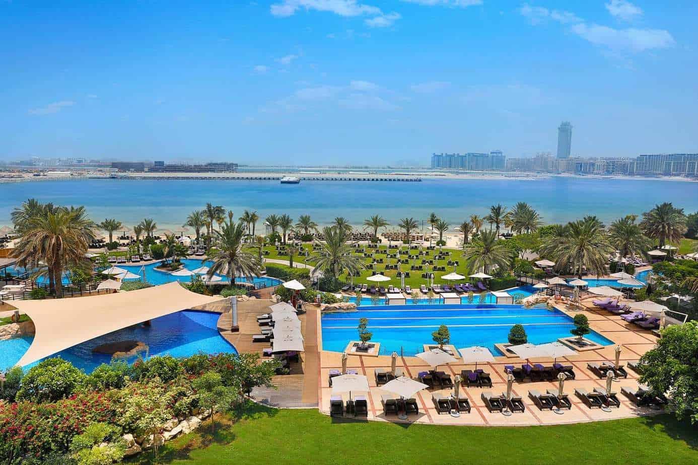 מלונות מומלצים בדובאי למשפחות - The Westin Dubai Mina Seyahi Beach Resort & Marina