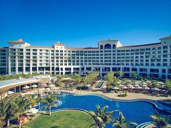 מלונות מומלצים בדובאי למשפחות - Waldorf Astoria Dubai Palm Jumeirah