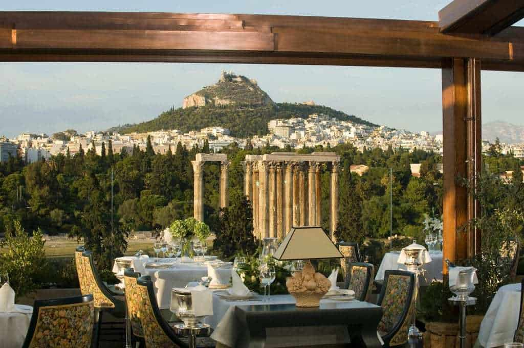 מלונות מומלצים באתונה למשפחות עם ילדים - Royal Olympic Hotel
