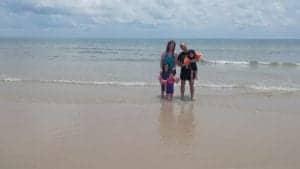 הואה הין למשפחות עם ילדים - חוף הים