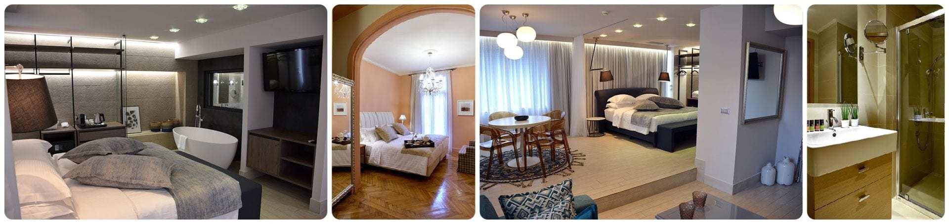 Sweet Home Hotel - תמונות החדרים מתוך האתר הרשמי