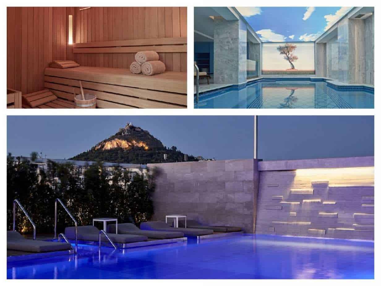 Electra Metropolis Hotel - תמונות המתקנים מהאתר הרשמי