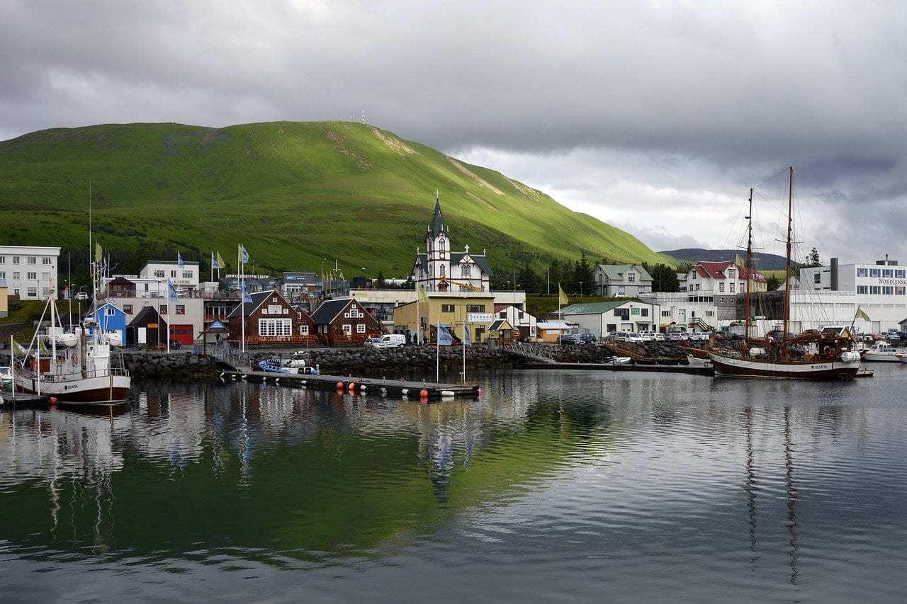 איסלנד למשפחות עם ילדים - Husavik