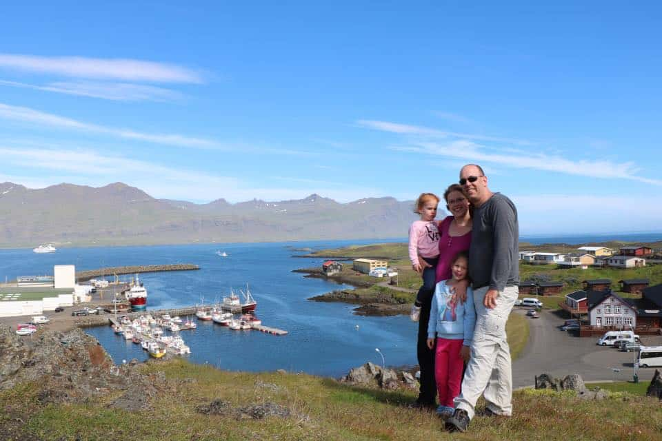איסלנד למשפחות עם ילדים - Djúpivogur
