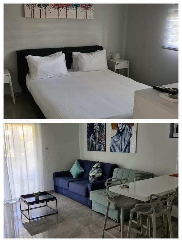 דירה באילת למשפחות עם ילדים - חדרי השינה